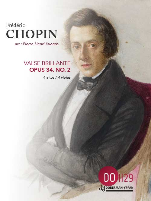 Valse brillante, opus 34, no. 2