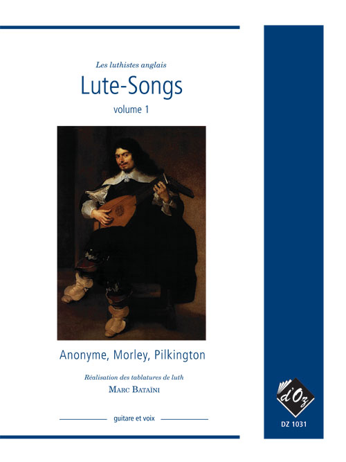 Lute-Songs, vol. 1