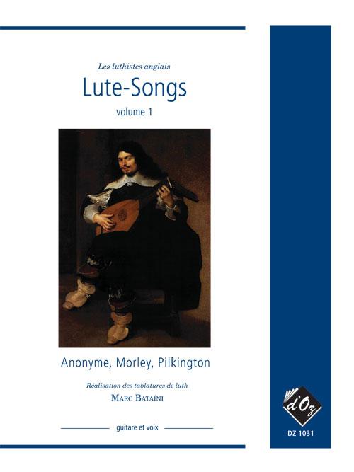 Lute-Songs, vol. 1