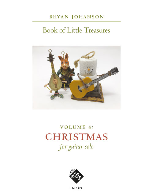 Book of Little Treasures, vol. 4 Christmas