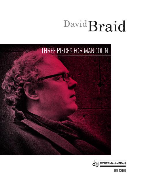 Three Pieces for Mandolin