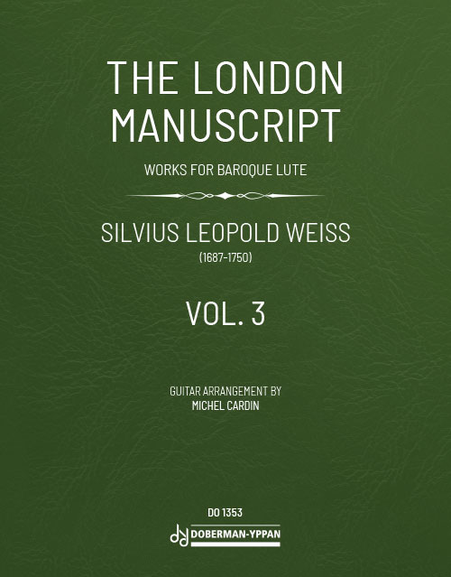 The London Manuscript, vol. 3