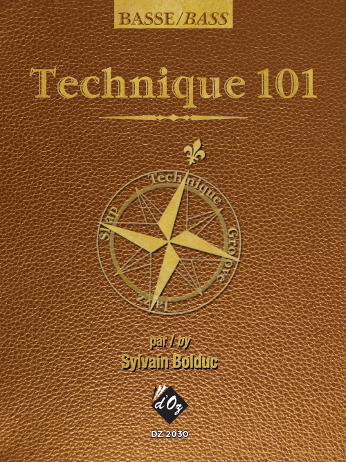 Technique 101, méthode de basse