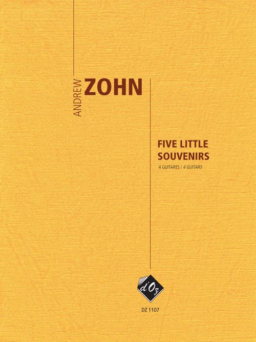 Five Little Souvenirs