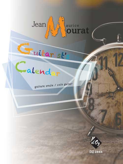 Guitarist's Calendar