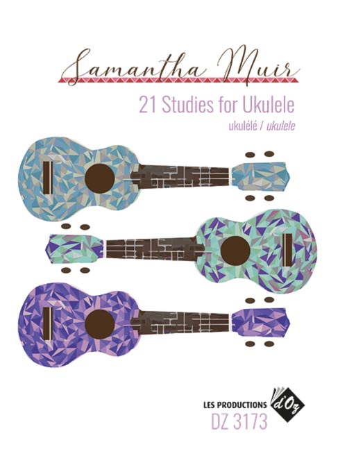 21 Studies for Ukulele