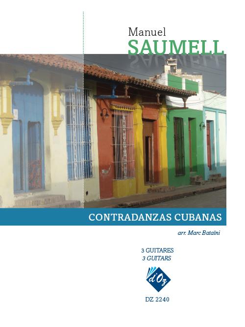 Contradanzas cubanas