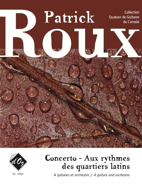 Concerto - Instruments solistes