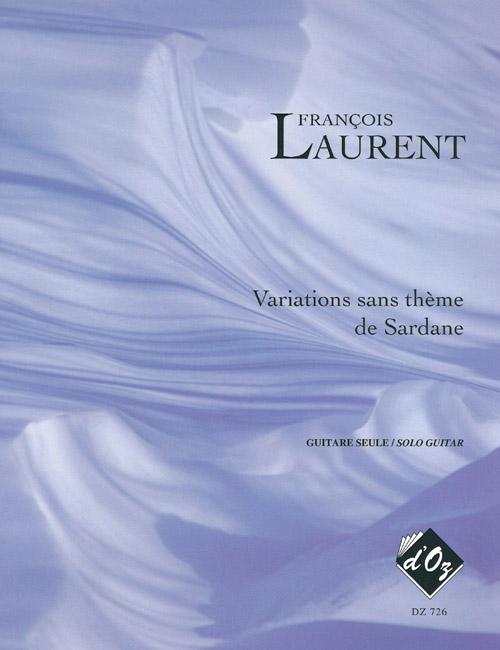 Variations sans thème de Sardane