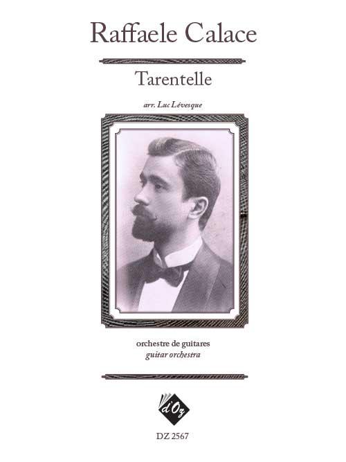 Tarentelle, opus 18
