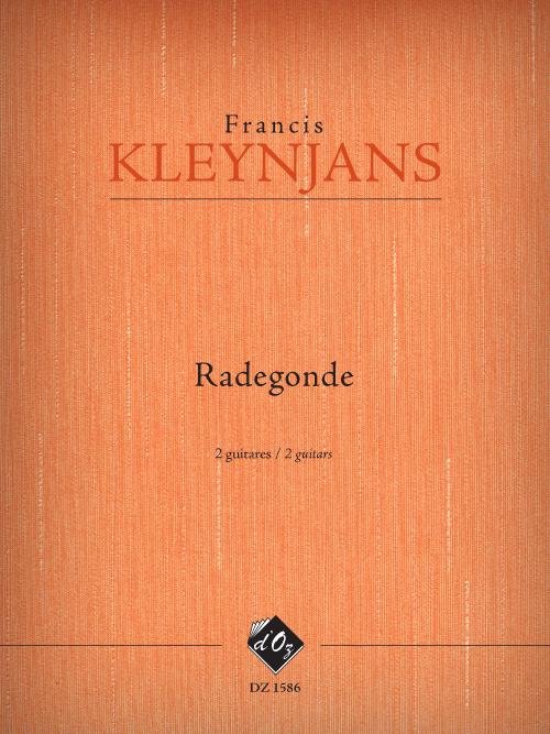 Radegonde, opus 268