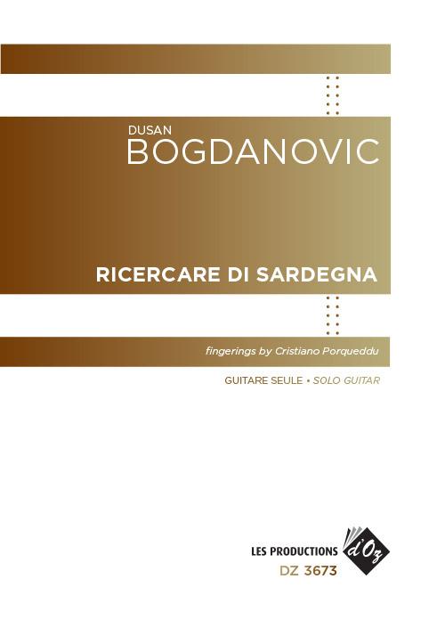 Ricercare di Sardegna