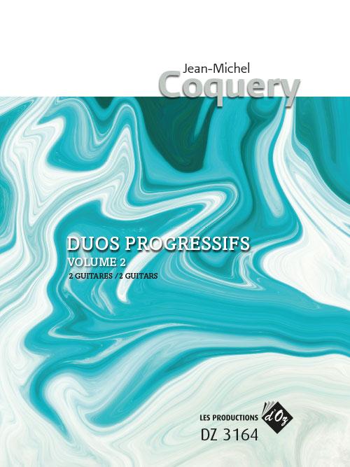 Duos progressifs Vol. 2