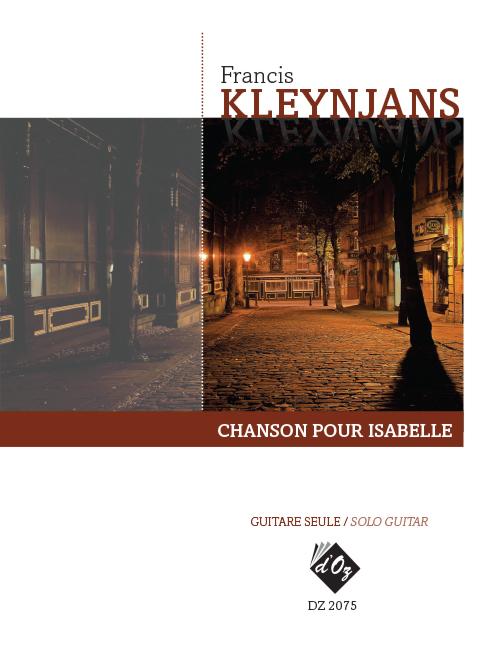 Chanson pour Isabelle, opus 286