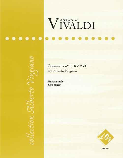 Concerto, no 9, RV 230