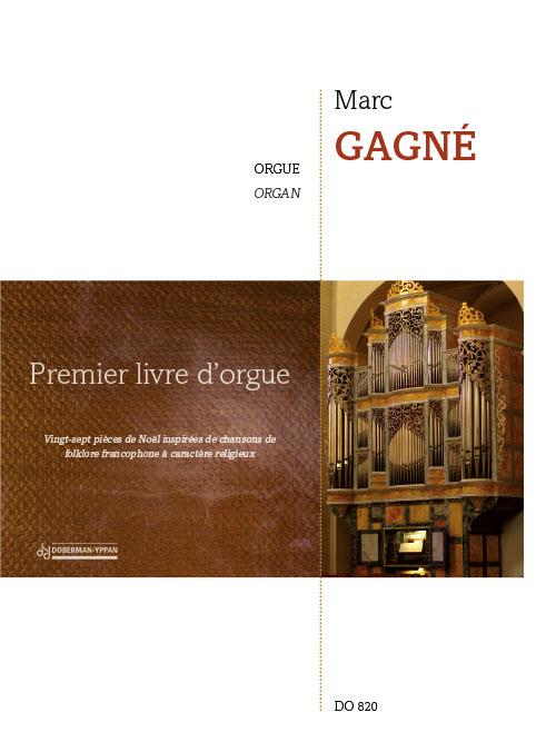 Premier livre d'orgue