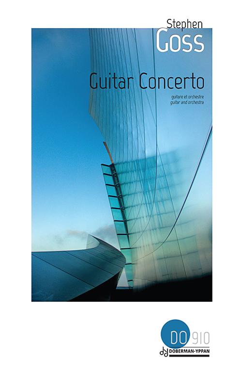 Guitar Concerto - score