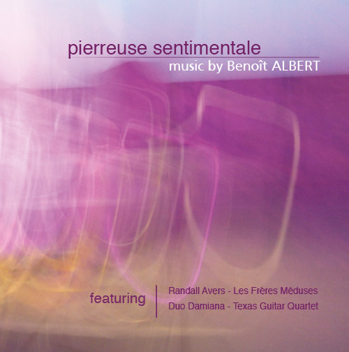 Pierreuse sentimentale - CD