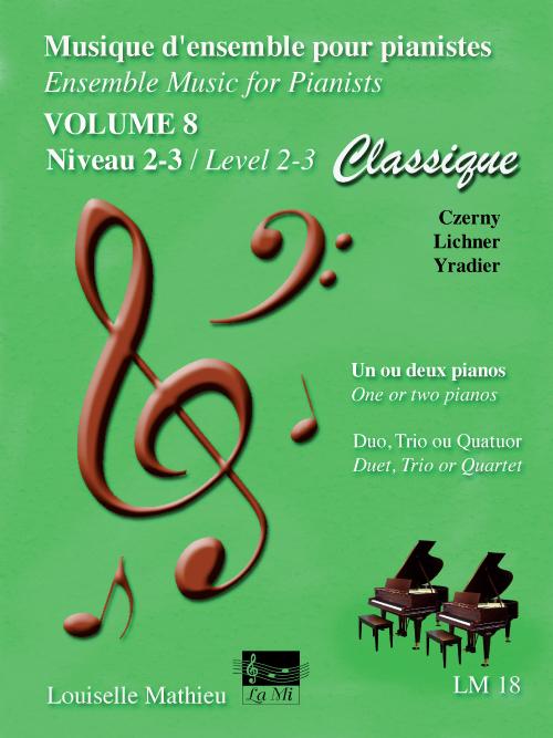 Musique d'ensemble pour pianistes, vol. 8