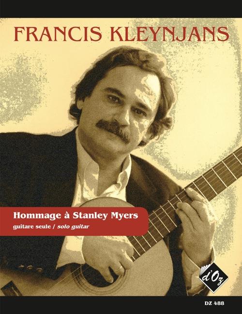 Hommage à Stanley Myers, opus 187c