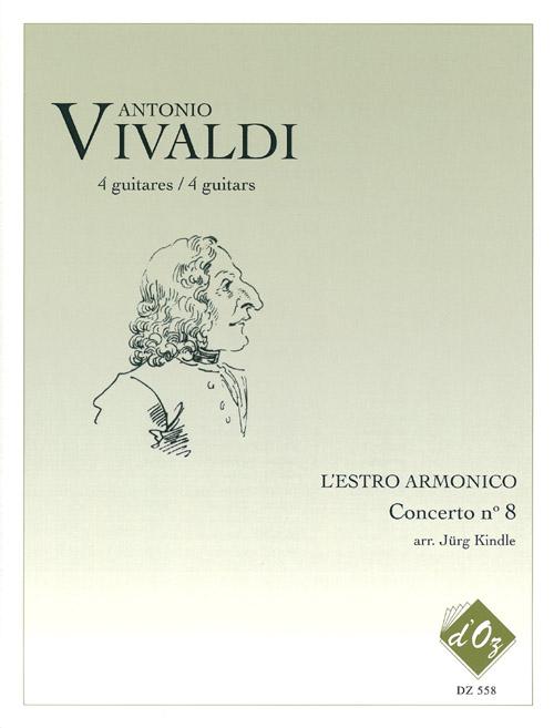 L'Estro Armonico, Concerto no 8, RV 522