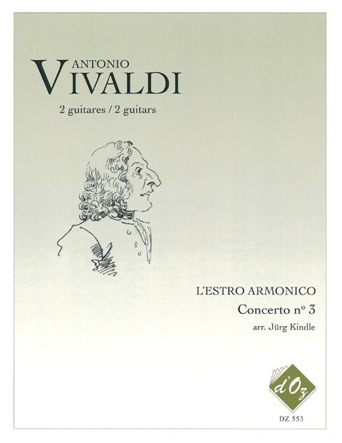 L'Estro Armonico, Concerto no 3, RV 310
