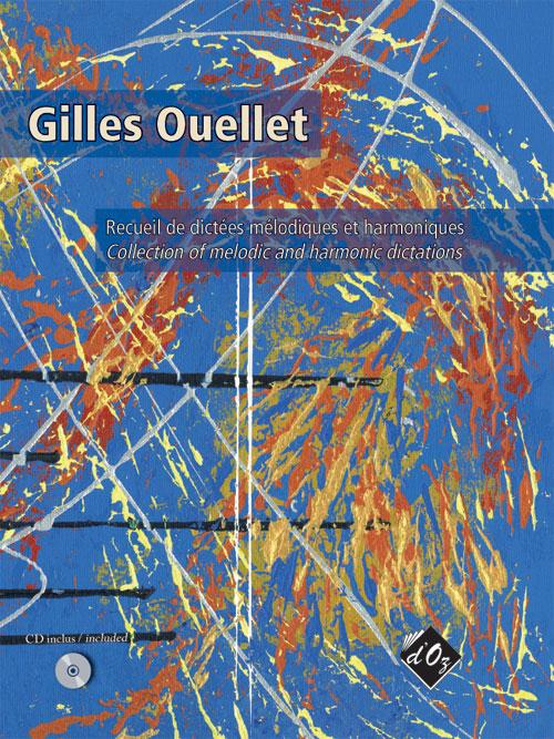 Recueil de dictées mélodiques et harmoniques (CD inclus)