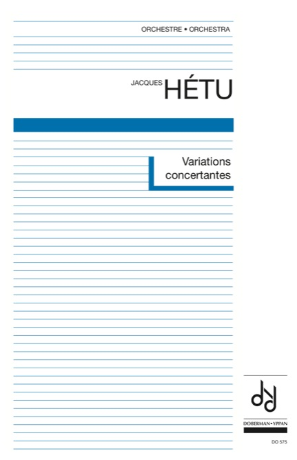Variations concertantes, opus 74