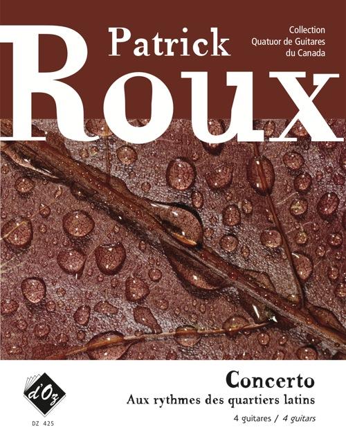 Concerto - Aux rythmes des quartiers latins