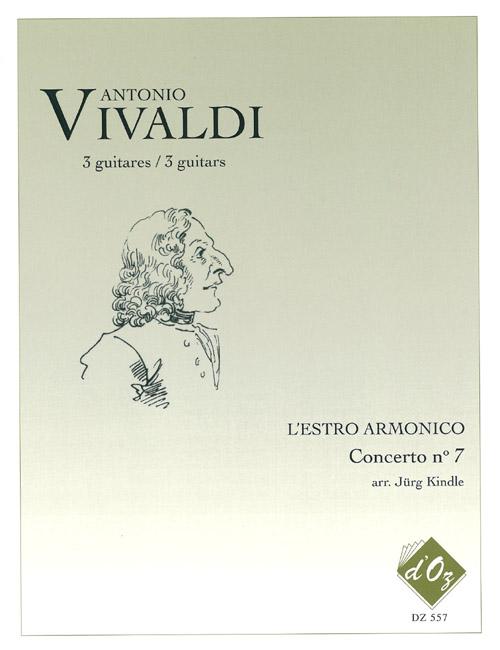 L'Estro Armonico, Concerto no 7, RV 567