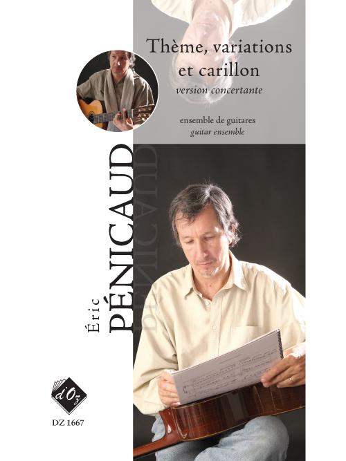 Thème, variations et carillon (version concertante)
