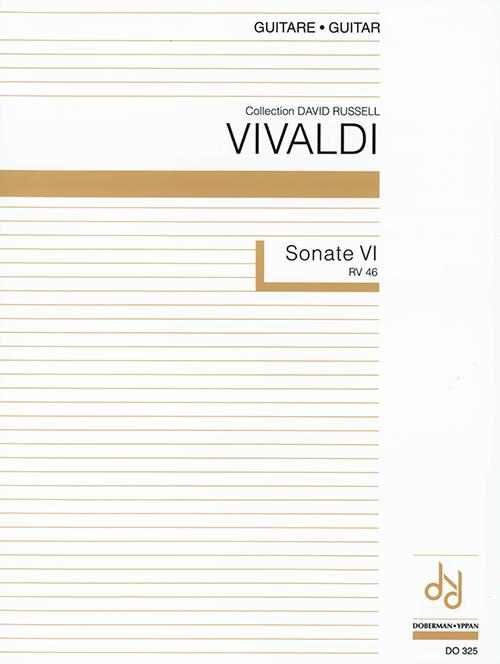 Sonate VI, RV 46