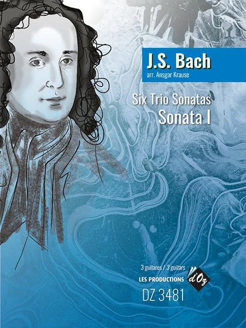 Six Trio Sonatas, Sonata I