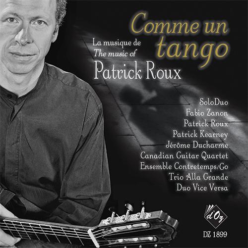 Comme un tango CD