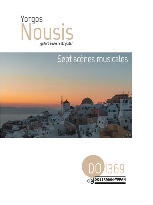 Sept scènes musicales