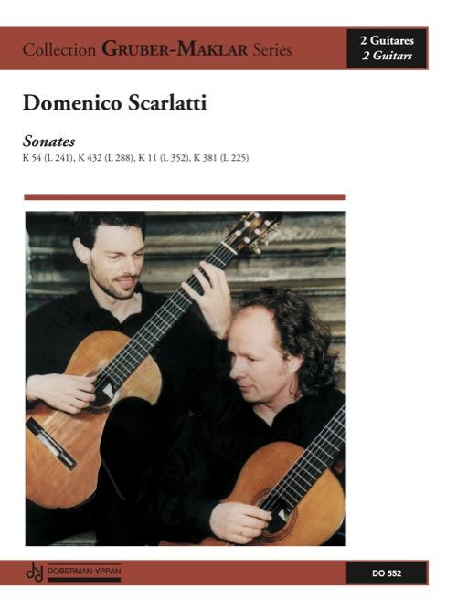 Sonates (K 54, K 432, K 11, K 381)