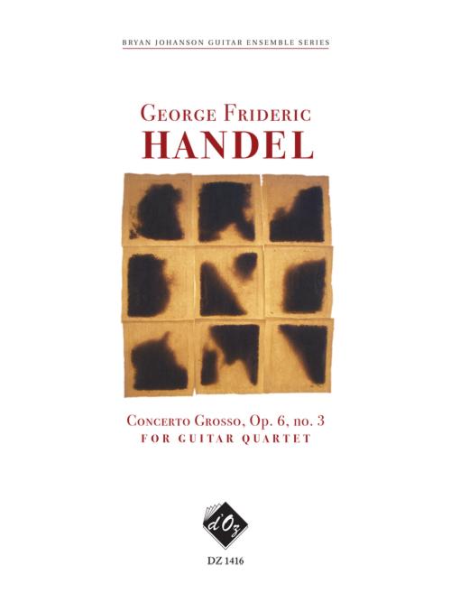 Concerto grosso, opus 6, no. 3