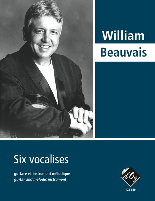 Six Vocalises