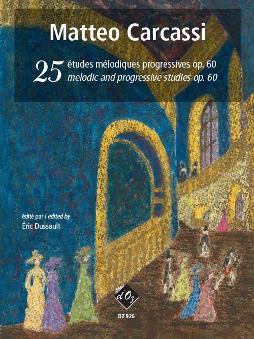25 Études mélodiques progressives, op. 60