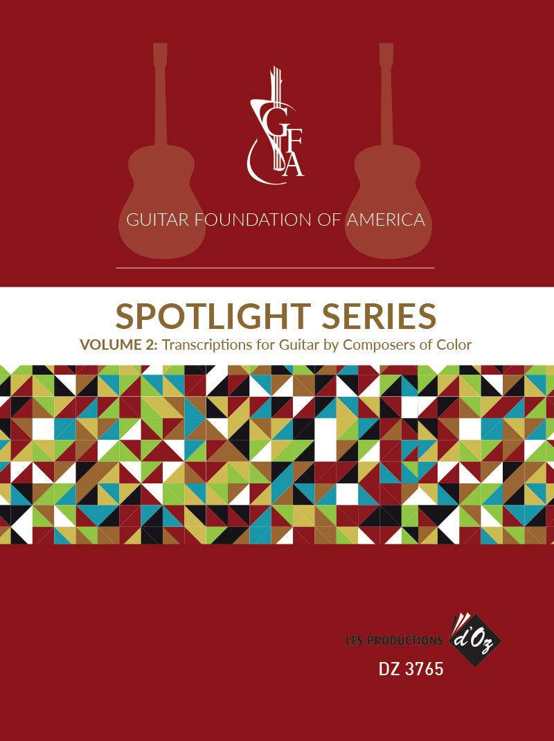 GFA Spotlight Series, vol. 2, arrangements