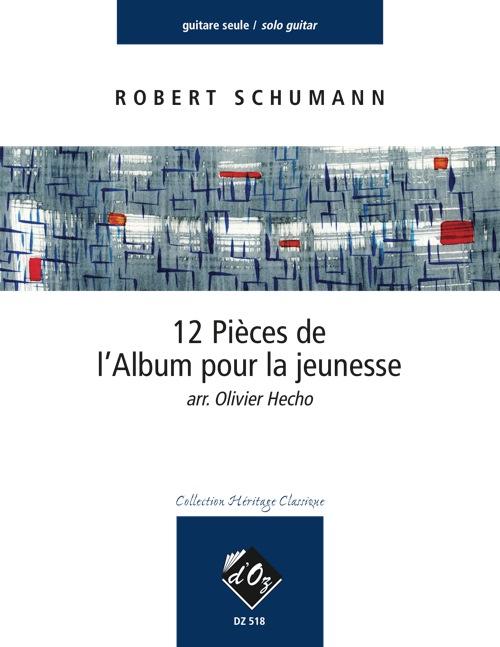 Douze pièces de l'Album pour la jeunesse