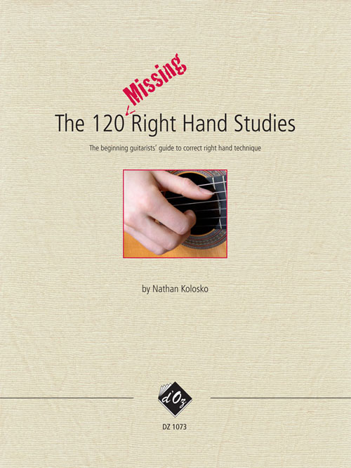 The 120 Missing Right Hand Studies