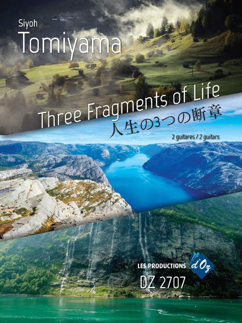 Three Fragments of Life, opus 59