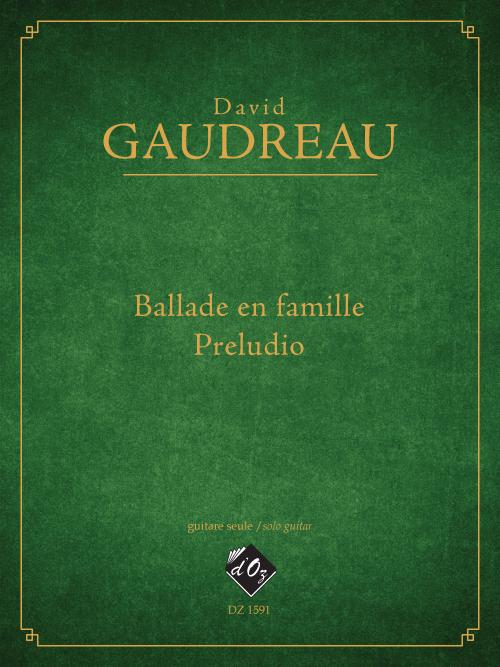 Ballade en famille / Preludio