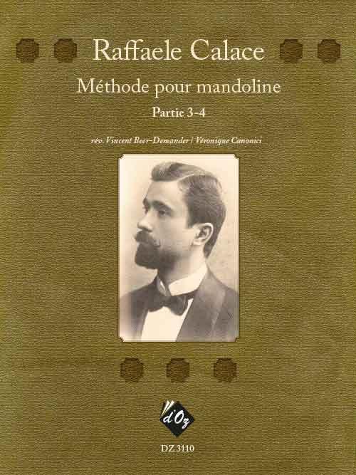 Méthode pour mandoline, partie 3-4