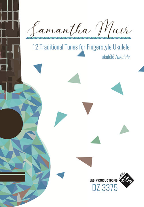 12 Traditional Tunes for Fingerstyle Ukulele