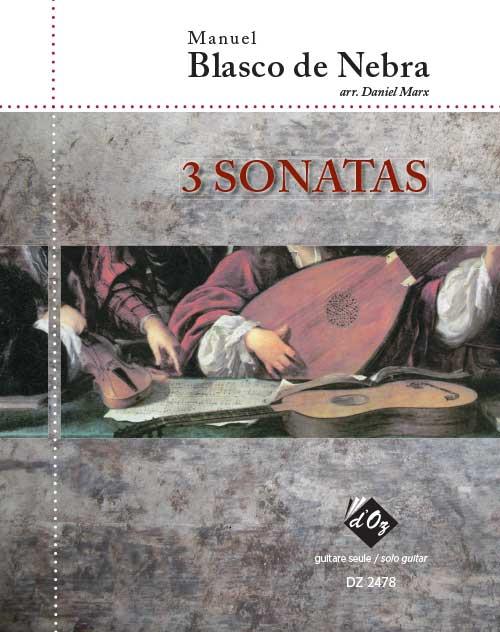3 Sonatas (107, 108, 112)