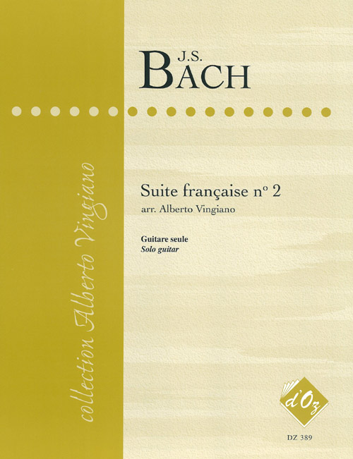 Suite française no 2, BWV 813