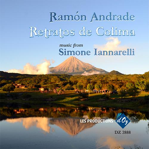 Retratos de Colima (CD)