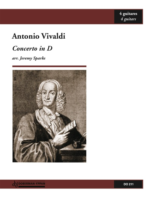 Concerto in D, RV 93 - VIVALDI A  - Product | Les
